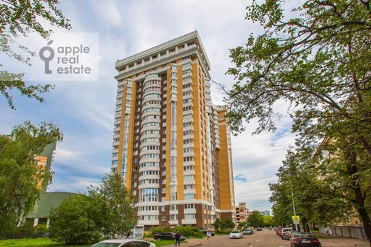 4-комнатная квартира, 150 м<sup>2</sup>, 21 этаж