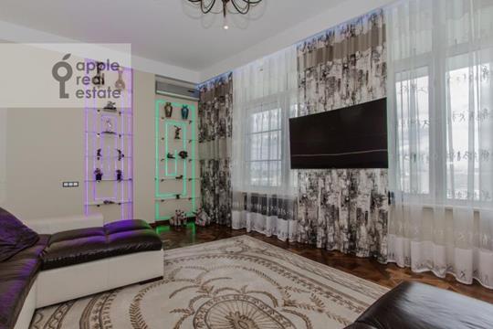 Многокомнатная квартира, 240 м<sup>2</sup>, 15 этаж