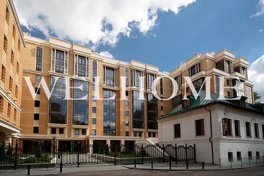 4-комнатная квартира, 183.7 м<sup>2</sup>, 7 этаж