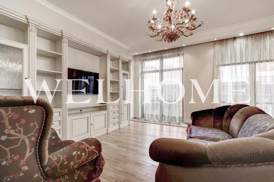 3-комнатная квартира, 140 м<sup>2</sup>, 6 этаж