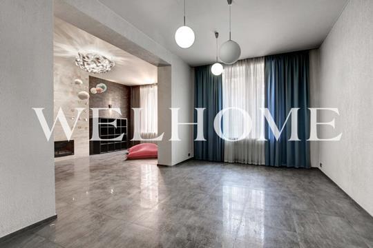 Многокомнатная квартира, 330 м2, 1 этаж