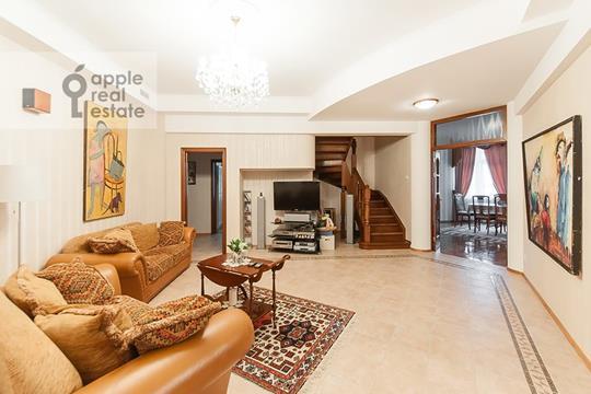 Многокомнатная квартира, 255 м<sup>2</sup>, 4 этаж