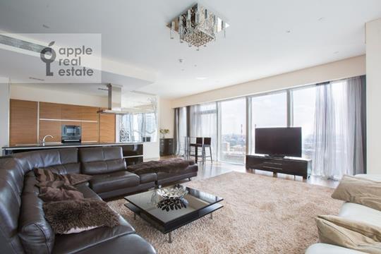 3-комнатная квартира, 218 м<sup>2</sup>, 22 этаж