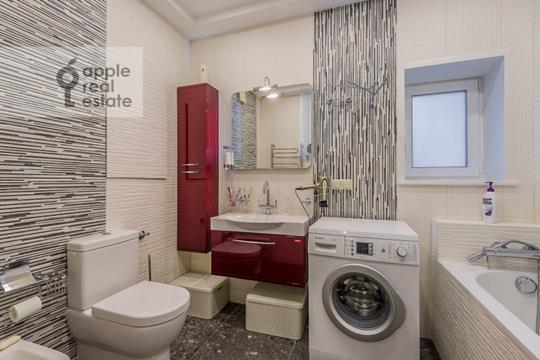 3-комнатная квартира, 107 м<sup>2</sup>, 16 этаж