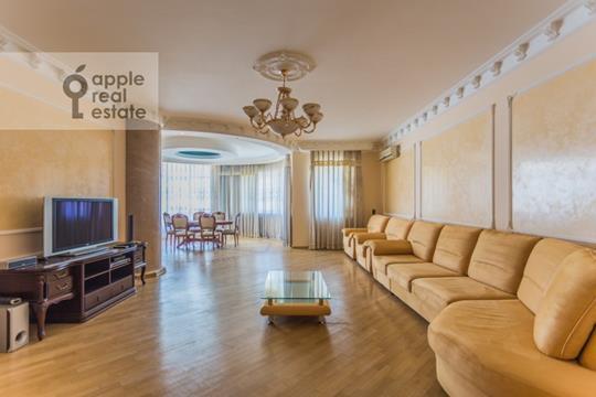 3-комнатная квартира, 186 м2, 4 этаж