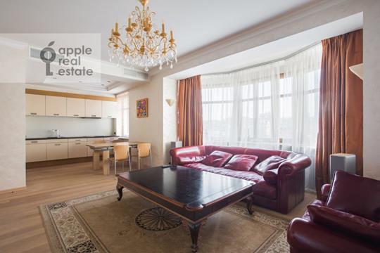 4-комнатная квартира, 184 м<sup>2</sup>, 4 этаж
