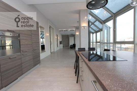 3-комнатная квартира, 141 м2, 8 этаж