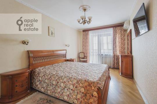 3-комнатная квартира, 120 м2, 3 этаж