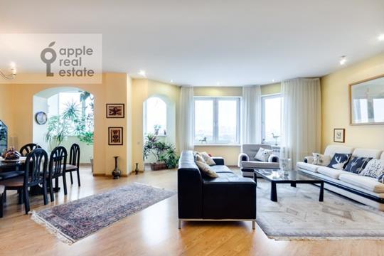 5-комнатная квартира, 175 м2, 7 этаж