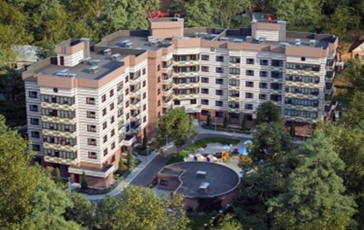 1-комн квартира, 47.13 м2, 6 этаж