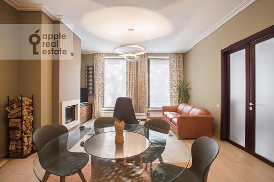 4-комнатная квартира, 136 м<sup>2</sup>, 3 этаж