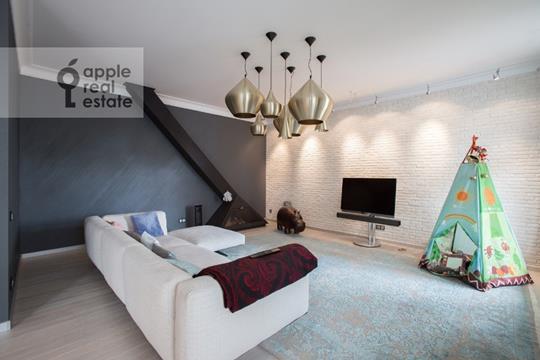 4-комнатная квартира, 166 м<sup>2</sup>, 7 этаж