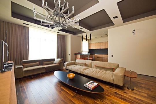 3-комнатная квартира, 135 м2, 7 этаж