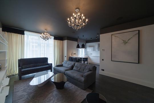 3-комнатная квартира, 126.3 м<sup>2</sup>, 5 этаж