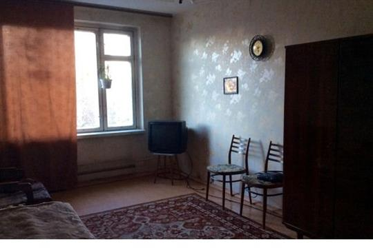 1-комнатная квартира, 35 м<sup>2</sup>,  этаж