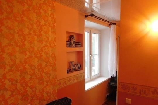 2-комнатная квартира, 42 м<sup>2</sup>,  этаж