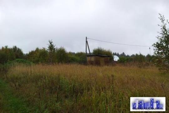 Участок, 8 соток, деревня Коськово  , Ленинградское шоссе