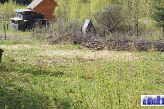 Участок, 10 соток, деревня Шапкино  , Ленинградское шоссе