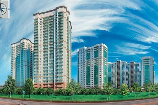 2-комнатная квартира, 77.9 м<sup>2</sup>, 24 этаж