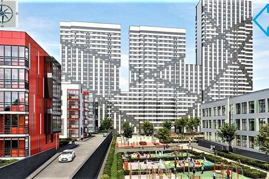 1-комн квартира, 39.3 м<sup>2</sup>, 30 этаж_1