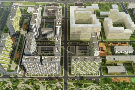 3-комн квартира, 88.4 м<sup>2</sup>, 19 этаж_1