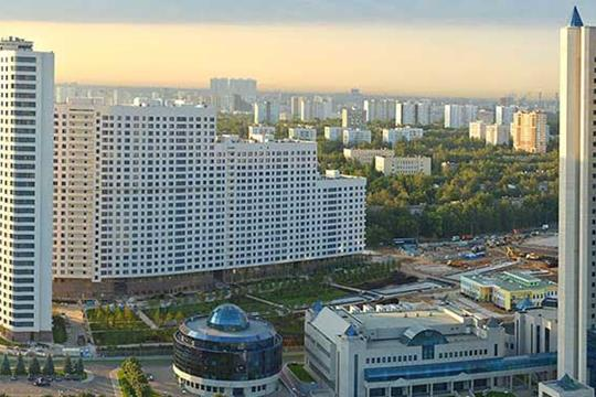 3-комнатная квартира, 141 м2, 14 этаж