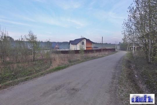Участок, 6 соток, деревня Гигирево СНТ Надежда, Ленинградское шоссе