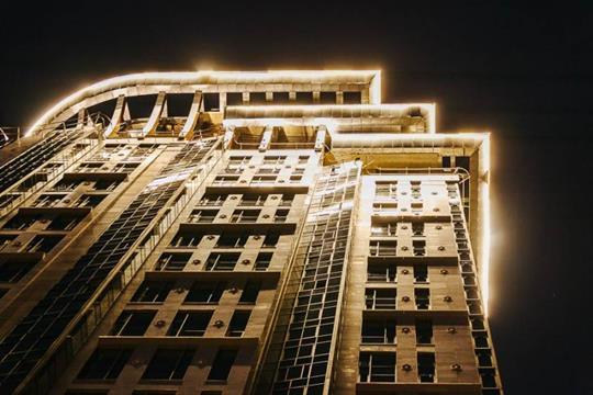 3-комнатная квартира, 121.4 м<sup>2</sup>, 30 этаж