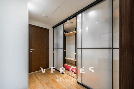 3-комнатная квартира, 127 м<sup>2</sup>, 23 этаж