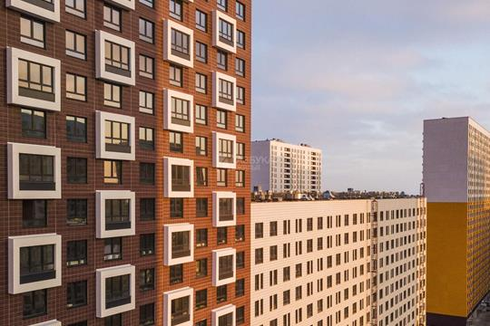 3-комнатная квартира, 85.8 м<sup>2</sup>, 12 этаж