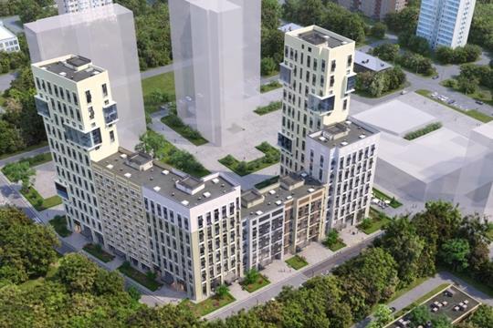 3-комнатная квартира, 63.9 м2, 3 этаж
