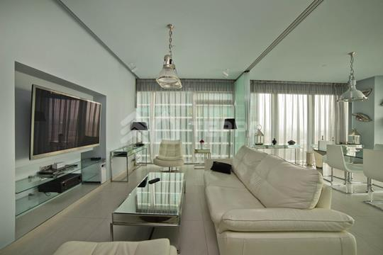 3-комн квартира, 185 м2, 25 этаж