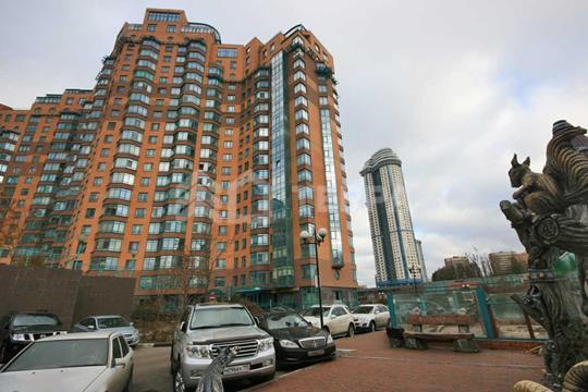 3-комн квартира, 116 м2, 18 этаж