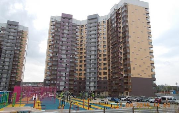 2-комн квартира, 67.6 м2, 1 этаж