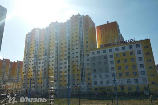 2-комнатная квартира, 72 м<sup>2</sup>, 15 этаж