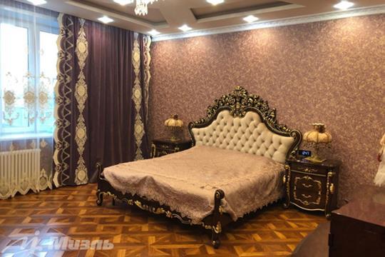 3-комнатная квартира, 125.2 м<sup>2</sup>, 2 этаж