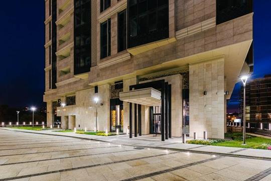 4-комнатная квартира, 161 м<sup>2</sup>, 32 этаж