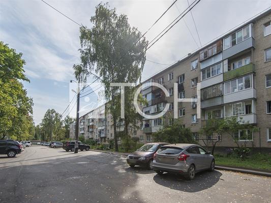 3-комн квартира, 60 м2, 4 этаж - фото 1