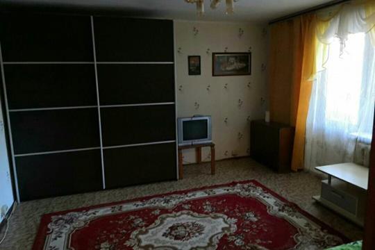 2-комнатная квартира, 52 м<sup>2</sup>, 1 этаж
