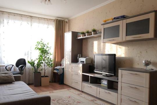 3-комнатная квартира, 65 м2, 5 этаж