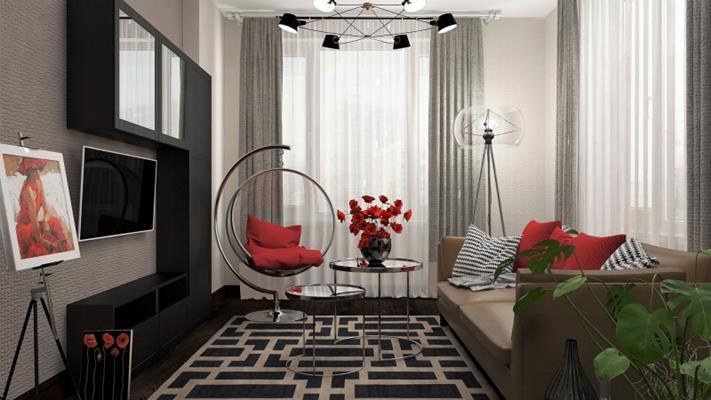 3-комнатная квартира, 85.1 м<sup>2</sup>, 4 этаж_1