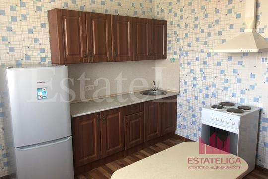 1-комнатная квартира, 40.9 м2, 17 этаж