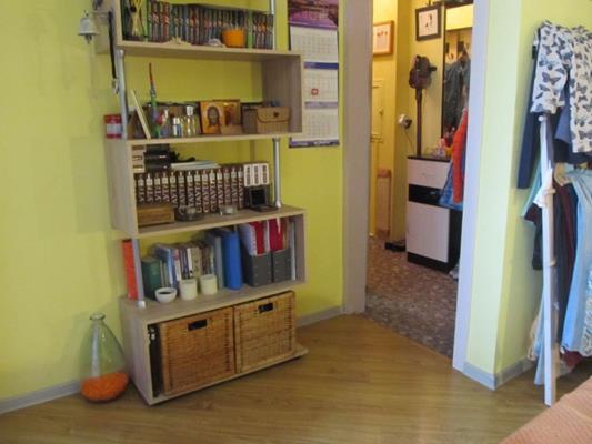 2-комн квартира, 45 м2, 5 этаж - фото 1