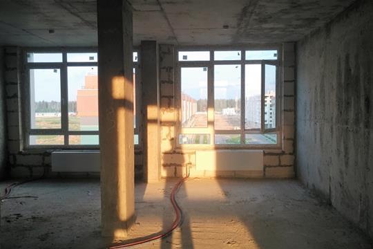 3-комн квартира, 75 м2, 7 этаж