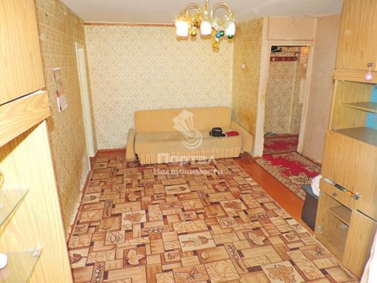 2-комн квартира, 44 м2, 4 этаж - фото 1