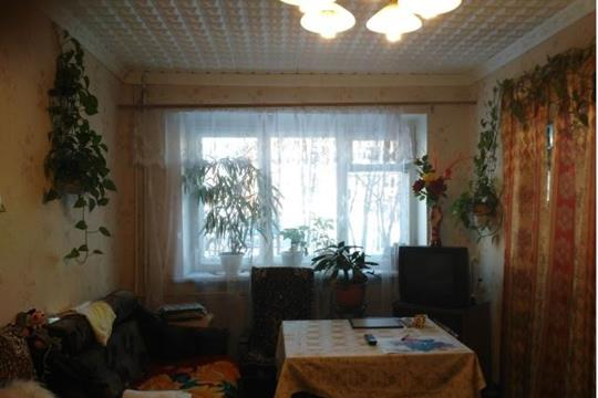 2-комн квартира, 43 м<sup>2</sup>, 1 этаж_1