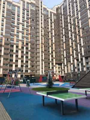 1-комнатная квартира, 43.1 м<sup>2</sup>, 11 этаж_1