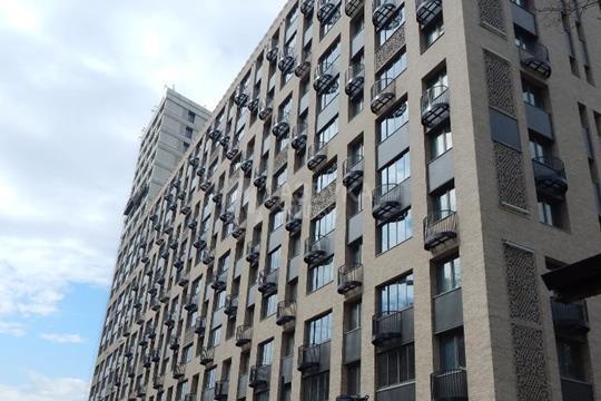 1-комнатная квартира, 39.64 м<sup>2</sup>, 4 этаж