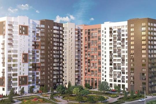2-комнатная квартира, 53 м<sup>2</sup>, 12 этаж_1