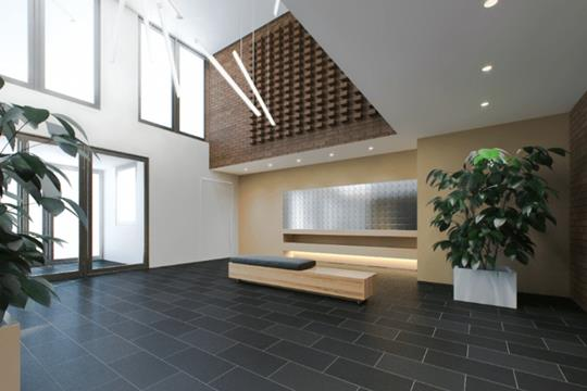 2-комнатная квартира, 79.4 м<sup>2</sup>, 3 этаж